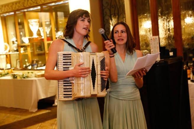 wedding toast accordion1